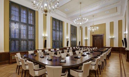 Rektorat Uniwersytetu Ekonomicznego - remont wnętrz