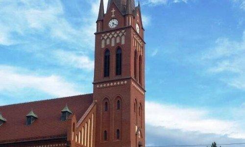 Kościoł p.w. M.B. Szkaplerznej